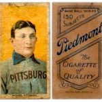 $2.8 Million can fetch you a Honus Wagner Card