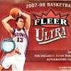 Fleer Ultra Basketball Hobby Box