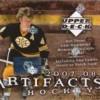 2007/08 Upper Deck Artifacts Hockey Hobby Box