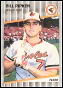 billy ripken error card