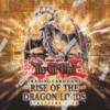 Upper Deck Yu-Gi-Oh Rise of the Dragons Lord Structure Deck Box