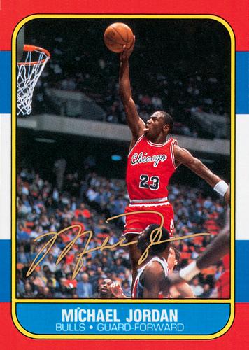 Jordan Rookie Card