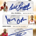Topps Co-Signers NBA…short printed autographs