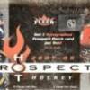 2007/08 Fleer Hot Prospects Hockey Hobby Box