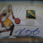 Kevin Durant SP Authentic RC Auto!