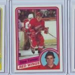 1984/85 Topps Hockey Pulls