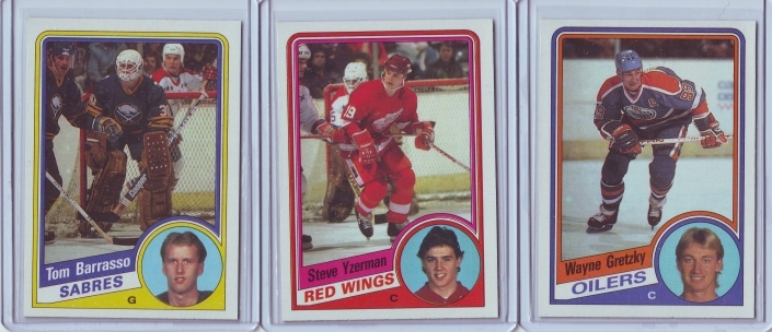 1984/85 Topps Hockey Wax Pack