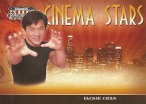Jackie Chan Cinema Stars