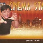 Jackie Chan Featured in Donruss Americana II