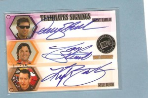 Press Pass Racing Triple Auto Pull