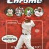 2008 Topps Chrome Baseball