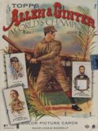 Topps Allen & Ginter Baseball Hobby Box