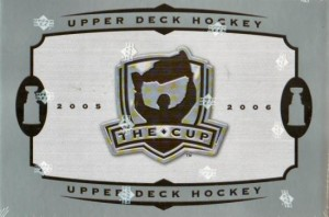 2005/06 Upper Deck Cup Hockey
