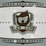 Upper Deck Cup Hockey Returns.