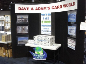 Dave and Adam's Corporate Display