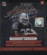 2008 Playoff Absolute Memorabilia Football Cards