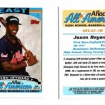 AFLAC Autographs Debut in 2008 Bowman Draft Picks