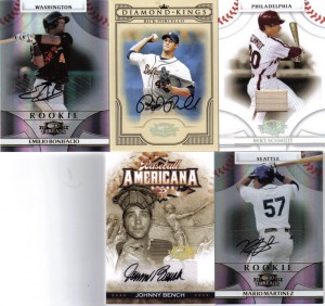 Donruss Threads Baseball