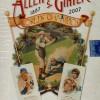 Allen and Ginter Baseball Box