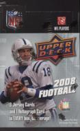 2008 Upper Deck Football Cards