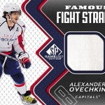2008/09 NHL SP Game Used Fight Strap Cards!