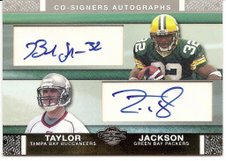 Cosigners Dual Autograph