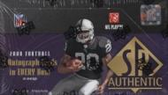 2008 SP Authentic Football Hobby Box