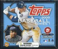 2009 Topps Series 1 Baseball Jumbo Box