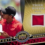Tiger Woods Returns to Golf and Trading Cards
