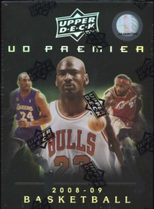 2008/09 Upper Deck Premier Basketball Box