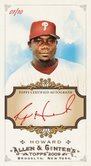 2009 Allen and Ginter Baseball Image 13