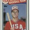 Mark McGwire 1985 Rookie Baseball Card