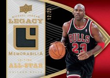 Michael Jordan Basketball Card 2