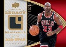 Michael Jordan Basketball Card 2