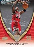 Michael Jordan Legacy Basketball Card