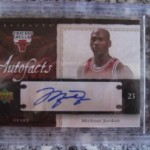 Phenomenal Pulls: Michael Jordan Artifacts Autograph