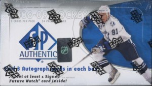SP Authentic Hockey