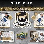 2008/09 Upper Deck The Cup Hockey Cards