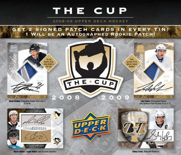 Upper Deck Cup Hockey Cards 1