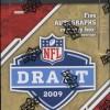 2009 UD Draft Football