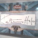 Phenomenal Pull: Katharine Hepburn 1/1 Cut Signature