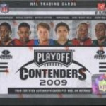 Top 5 Hottest Sports Cards Boxes – 1/4/2010