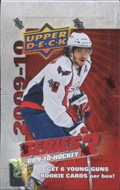 2009/10 Upper Deck Series 2 Hockey