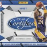 Top 5 Hottest Sports Cards Boxes – 2/26/2010