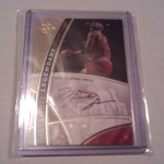 Phenomenal Pulls: Michael Jordan Auto 2008/09 UD Ultimate Collection