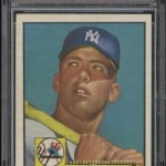 Vintage Baseball Card Purchase: 1952 Topps Mickey Mantle PSA 7