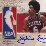 Phenomenal Pull: Julius Erving 1/1 Autographed NBA Logoman Patch