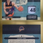 Phenomenal Pull: Stephen Curry Timeless Treasures 1/1 Autographed Tag Card