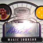 Phenomenal Pull: Magic Johnson Bowman Sterling Auto 9/15