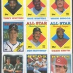 Bob's Blog: 1988 Topps Cloth Baseball
